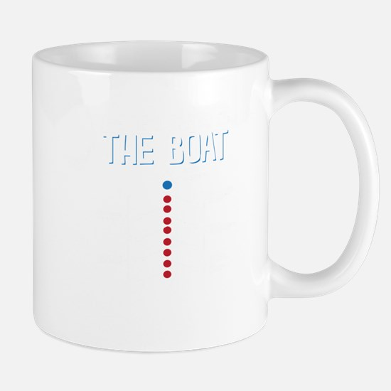 The Real Parts Of The Boat Mugs