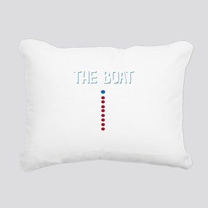 The Real Parts Of The Bo Rectangular Canvas Pillow