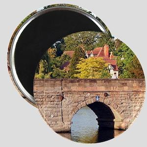 Clopton Bridge, Stratford Upon Avon, Engla Magnets