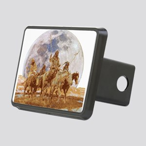 Hunting Party Silver Moon Hitch Cover