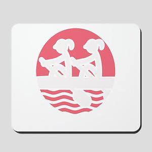 Rowing Girlz Mousepad
