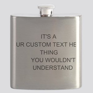 Its A Custom Text Thing Flask