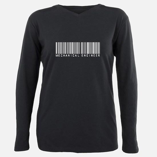 Mechanical Engineer Barcode T-Shirt