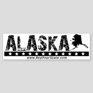 Alaska Bumper Sticker
