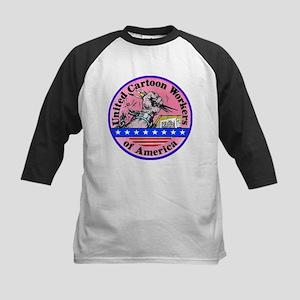 United Cartoon Workers of America Baseball Jersey