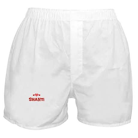 Shanti Boxer Shorts