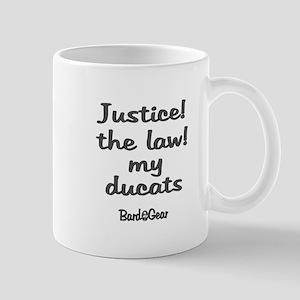 Ducats Mug