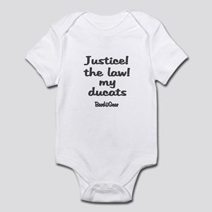 Ducats Infant Bodysuit