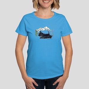 Scottie Girl Birthday Women's Dark T-Shirt