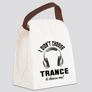 I didn't choose Trance Canvas Lunch Bag