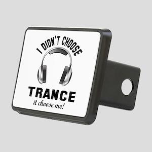 I didn't choose Trance Rectangular Hitch Cover