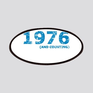 Since 1976 (and counting) Patch