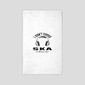 I didn't choose Ska Area Rug