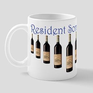 Resident Sommelier Mug