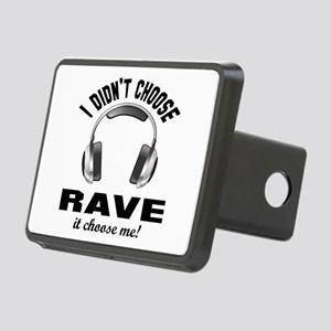 I didn't choose Rave Rectangular Hitch Cover