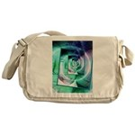 President Donald Trump Pop Art Messenger Bag