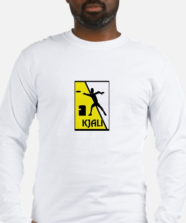 KJALI LogoBY Long Sleeve T-Shirt