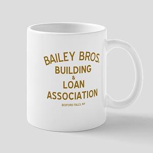 Bailey Brothers Building & Loan Mug