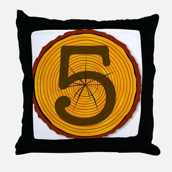 Unique Branded Throw Pillow