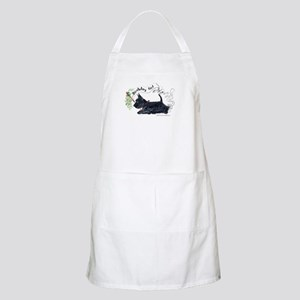 Scottie Girl Birthday BBQ Apron