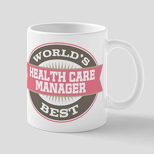 health care manager Mug