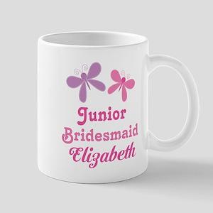 Personalized Junior Bridesmaid Mugs