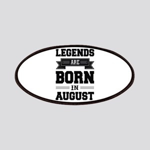 Legends Are Born In August Patch