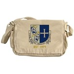 Bovey Tracey Players Messenger Bag