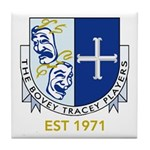 Bovey Tracey Players Tile Coaster