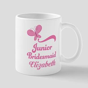Junior Bridesmaid Personalized Gift Mugs