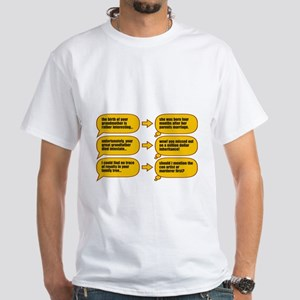 Genealogist Thinks T-Shirt