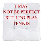 Tennis Tufted Chair Cushion