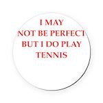 Tennis Cork Coaster