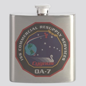 OA-7 Spacecraft Flask