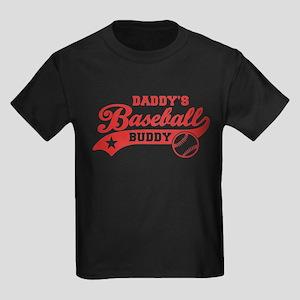 Daddy's Baseball Buddy T-Shirt