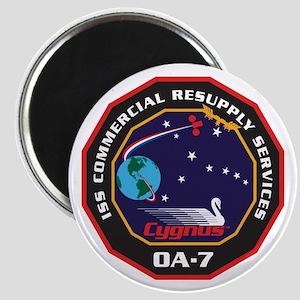 OA-7 Spacecraft Magnet