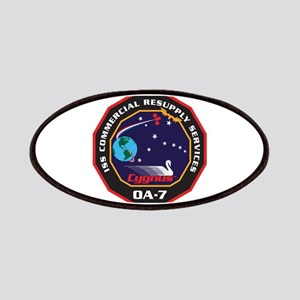 OA-7 Spacecraft Patch