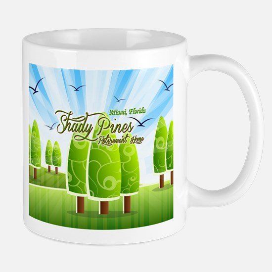 Shady Pines Retirement Home Mugs