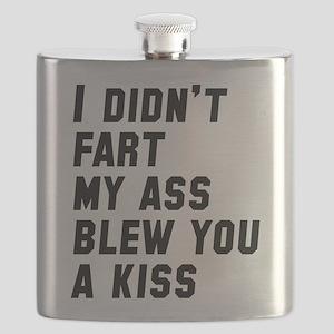 I Didn't Fart Flask