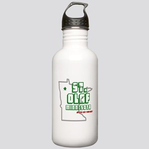St. Olaf, MN Stainless Water Bottle 1.0L
