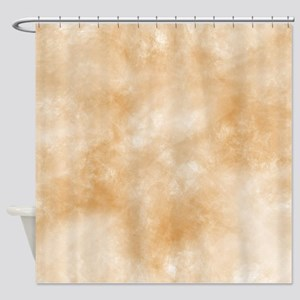 Beige Marble Shower Curtains