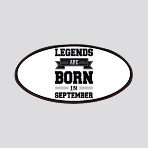 Legends Are Born In September Patch