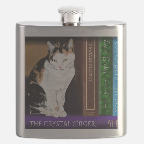 Cool Calico Flask