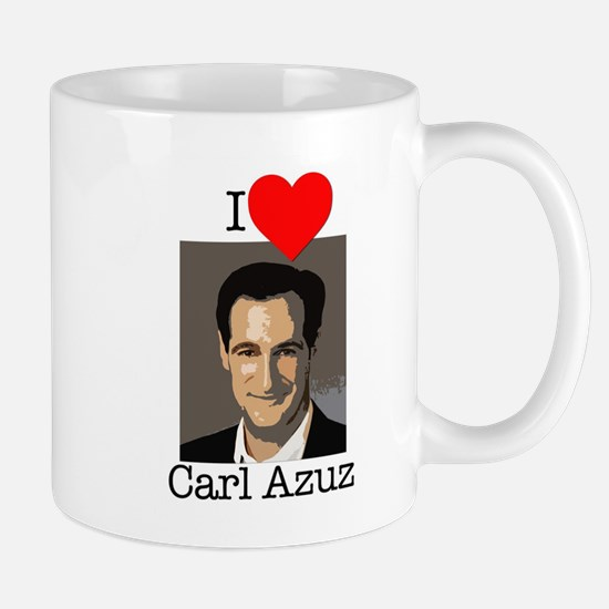 Carl Azuz Mugs