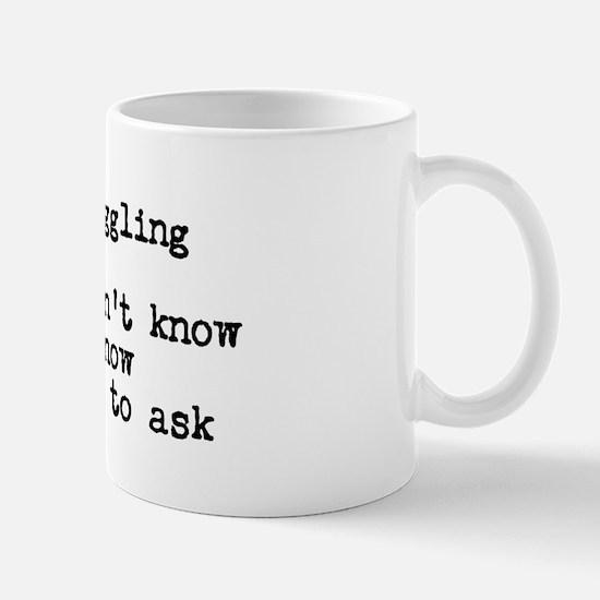 Joggler Mug Mugs