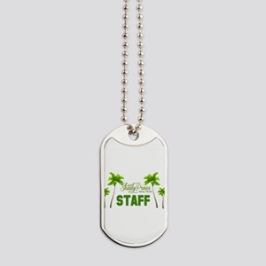 Shady Pines Staff Dog Tags
