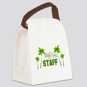 Shady Pines Staff Canvas Lunch Bag