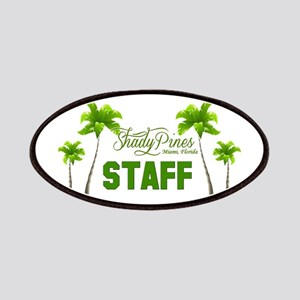 Shady Pines Staff Patch