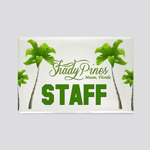 Shady Pines Staff Magnets
