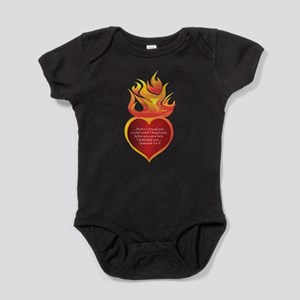 Before I formed you (God's Love) Body Suit